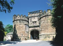 The Gatehouse of Skipton Castle